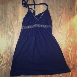 Victoria Secret Black Mini Dress. Sz small